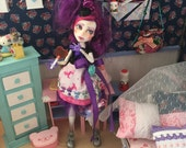 meet mirya custom ooak monster high spectra doll