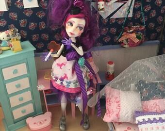 meet mirya custom ooak monster high spectra doll