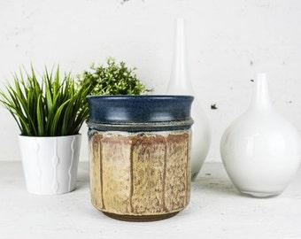 Vintage Studio Pottery Planter Pot