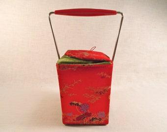Yans Chinese Take Out Handbag