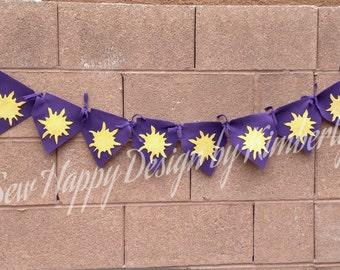Royal Flags Rapunzel Tangled banner