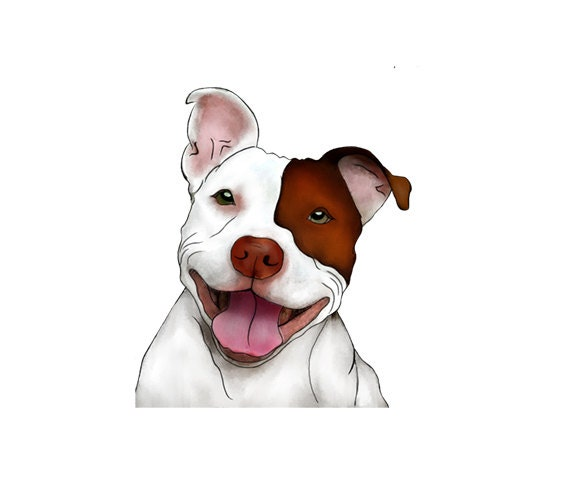 happy smiling pitbull illustration man cave art brown and smiling face clip art approved smiling face clip art throwing in the towel