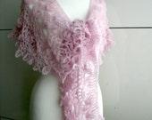 Crochet pattern, wrap crochet pattern, wedding wrap crochet pattern 214, Instant Download