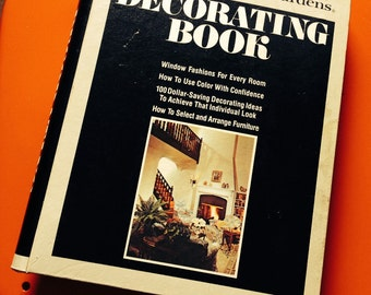 1970's better homes and gardens decrating book
