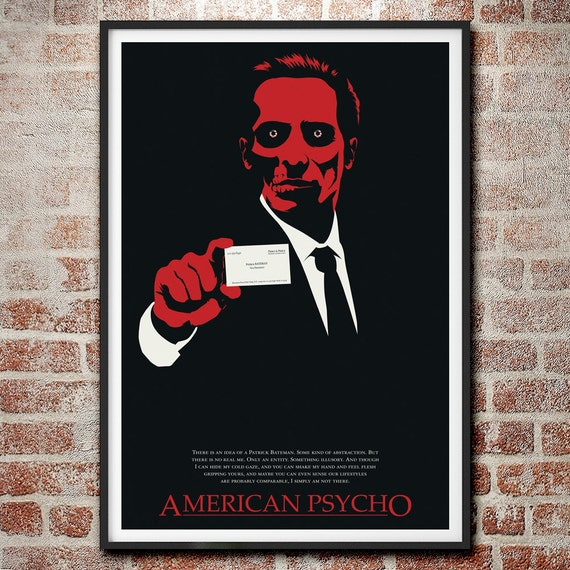 an analysis of patrick batemans interests and motives in the american psycho by bret easton ellis And bret easton ellis's american psycho a rational analysis of to be the case in american psycho: this is when patrick bateman goes to a.