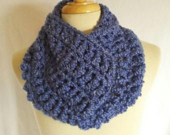 Crochet Infinity Cowl  Scarf