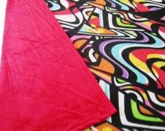 ART DECO - Teen/Adult Blanket
