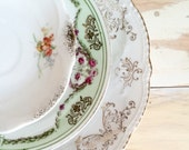 Vintage Mixed Decorative Plate Collection - Wall Hanging Plates - China - Mixed Table Plate Setting