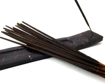 10 NORSE Hand-Dipped Essential Oil Incense Sticks - Your Choice of 50+ Scent Blends - Odin, Loki, Thor, Heimdall, Fenrir