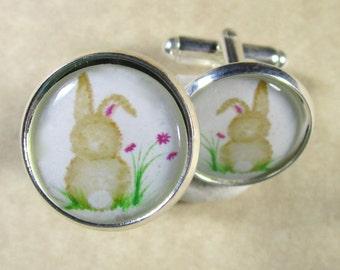 Bunny Cufflinks