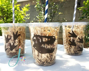 Dinosaur Jurassic Party Cups