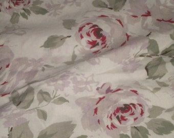 Simply Shabby Chic Long Table Runner, Shabby Chic, French Country, Roses