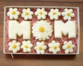 Decorated Cookies - Mother's Day - Gift Box