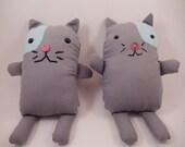Al's Pals Cat stuffed animals soft friends quiet time toys plushies kittens