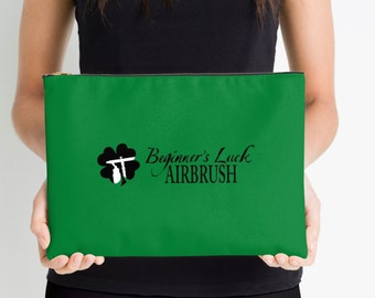 Beginner's Luck Airbrush Pouch Gift Wrap Upgrade
