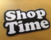 ShopTime Sticker