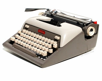 Revitalized Royal Futura 800 Typewriter Professionally Refurbished Portable w/Two New Ribbons & New Platen