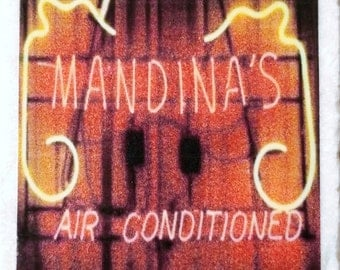 Mandina's Restaurant New Orleans Coaster