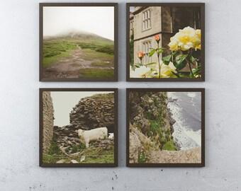 Irish Countryside Photo Set | Fine Art Photography