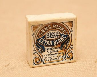 Paper Box - Bloc Extra Blanc Sans Rival - Made in France