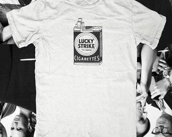 Lucky Strike, MAD MEN,  T-shirt, crew necks & hoodies on american apparel