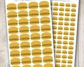 Hamburgers, Set of 36 or 105