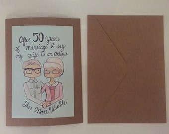 5x7 folded greeting card