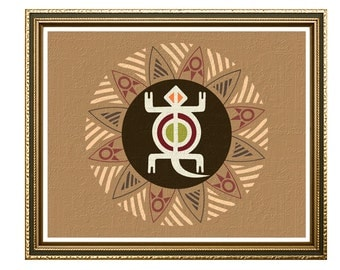 African American Wall Art And Decor african wall decor african woman african artwork african