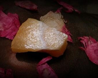 Juicy Orange Calcite