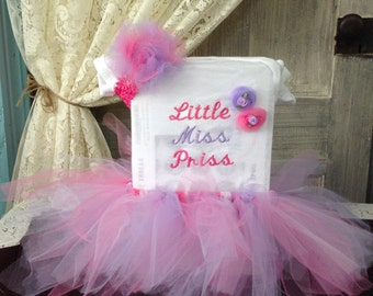 Little Miss Priss Tutu outfit
