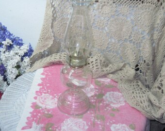 Vintage Hurricane Kerosene Light Lamp Pretty  :)*  NOT INCLUDED In Any Discount or Couon Sales