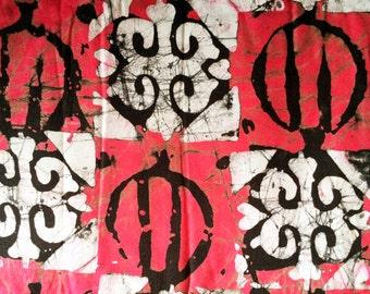 Batik (Tie Dye) - (At Per Yard)