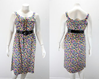 XXL Vintage Dress - Summer Tank Dress