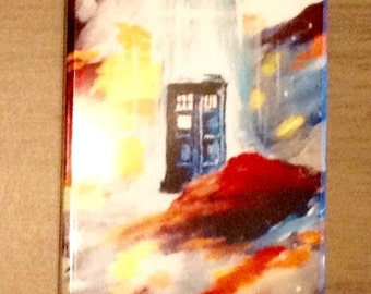 Doctor Who iPhone 5 case