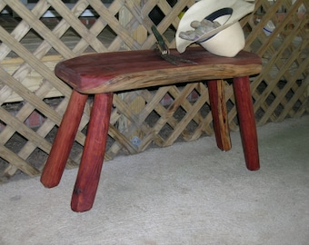 Red Cedar Bench/Table