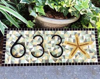 Address Plaque for Beach House