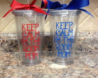 Personalized Tumbler-Keep Calm