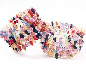 Multi-Color Wrap Bracelet - Ready to Ship!