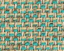 Jade Green Woven Upholstery Fabric - Green Textured Fabric for Furniture Upholstery - Jade Home Decor - Light Green Ottoman and Bench Fabric