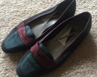 Vintage Mootsies Tootsies Fashion Flats