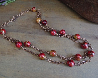 SALE* Western Necklace, Southwestern Necklace, Cowgirl Necklace, Western Jewelry, *Miriam*