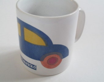Marimekko mug Bo boo coffee mug Kiln Kraft England