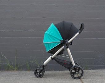 Stroller Canopy, Stroller Cover, Stroller Shade, Stroller Sun Shade SimpleShade - JADE