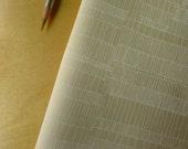 Doe Ladder Lines in Natural Cream AFR-15026-14 Carolyn Friedlander for Robert Kaufman - Half Yard - Modern Quilting Sewing Cotton Fabric