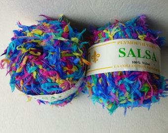 Sale  Confetti  09  Salsa by Plymouth Yarn
