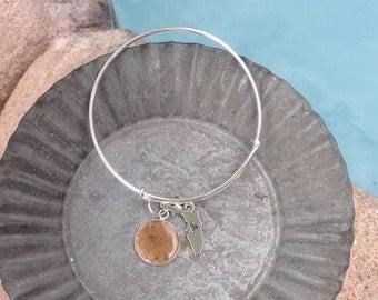 Custom beach sand bracelet from your favorite beach