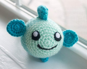 Fish Plush Toy - Fish Plushie - Fish Stuffed Animal - Stuffed Fish - Choose Your Colors - Custom Made Crochet Fish