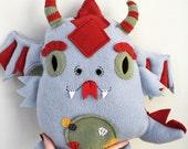 Dragon Plush/Plushie