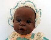 Sweet DANIELLE Edwin Knowles China Co. display doll Yolanda Bello #7963A - il_170x135.751611504_bpr5