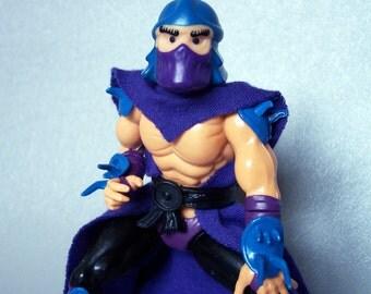 Vintage Soft Head Shredder C85 Teenage Mutant Ninja Turtles